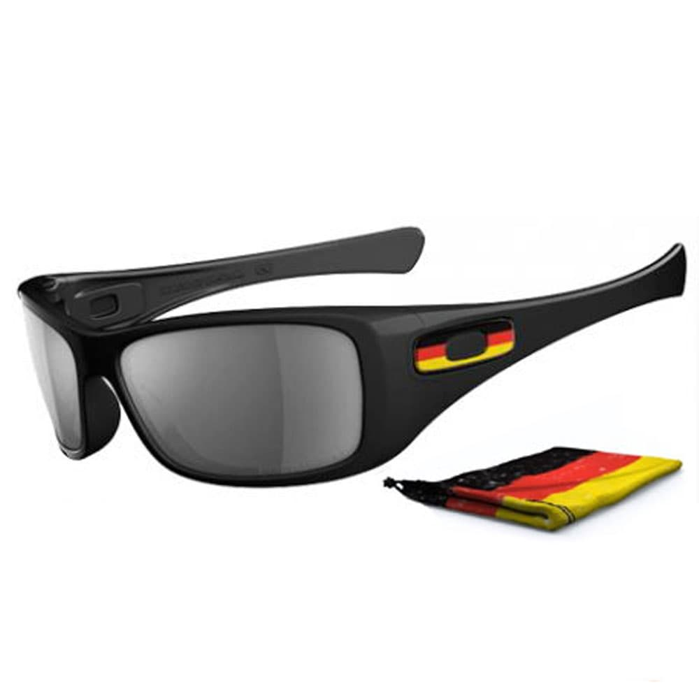 OAKLEY HIJINX Germany Polished Black/Black Iridium 24-212 4V10aOeA6