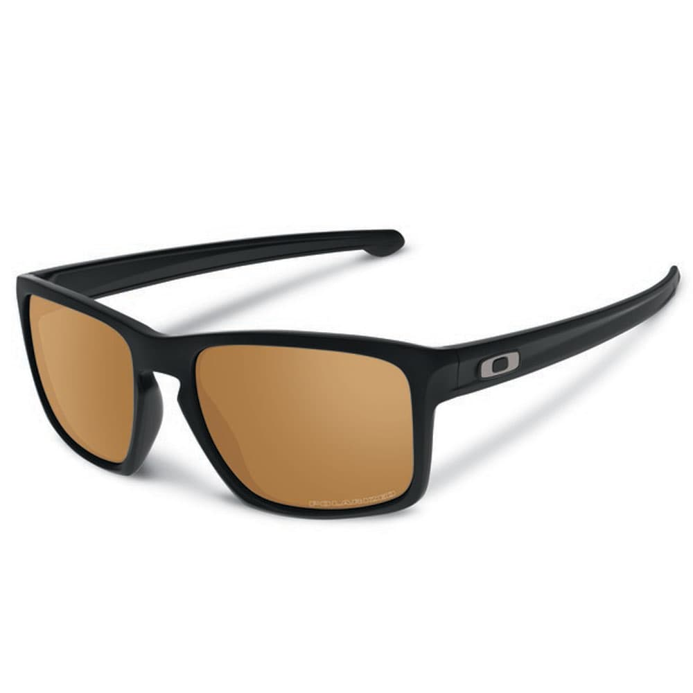 Oakley Sliver Matte Black/Bronze Polarized | Fun-Sport-Vision