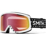 Smith Riot Snowboardbrille White Dots/Red Sensor Mirror