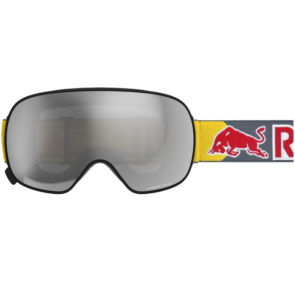 Spect Eyewear Red Bull Goggle  Magnetron Black/Silver Snow