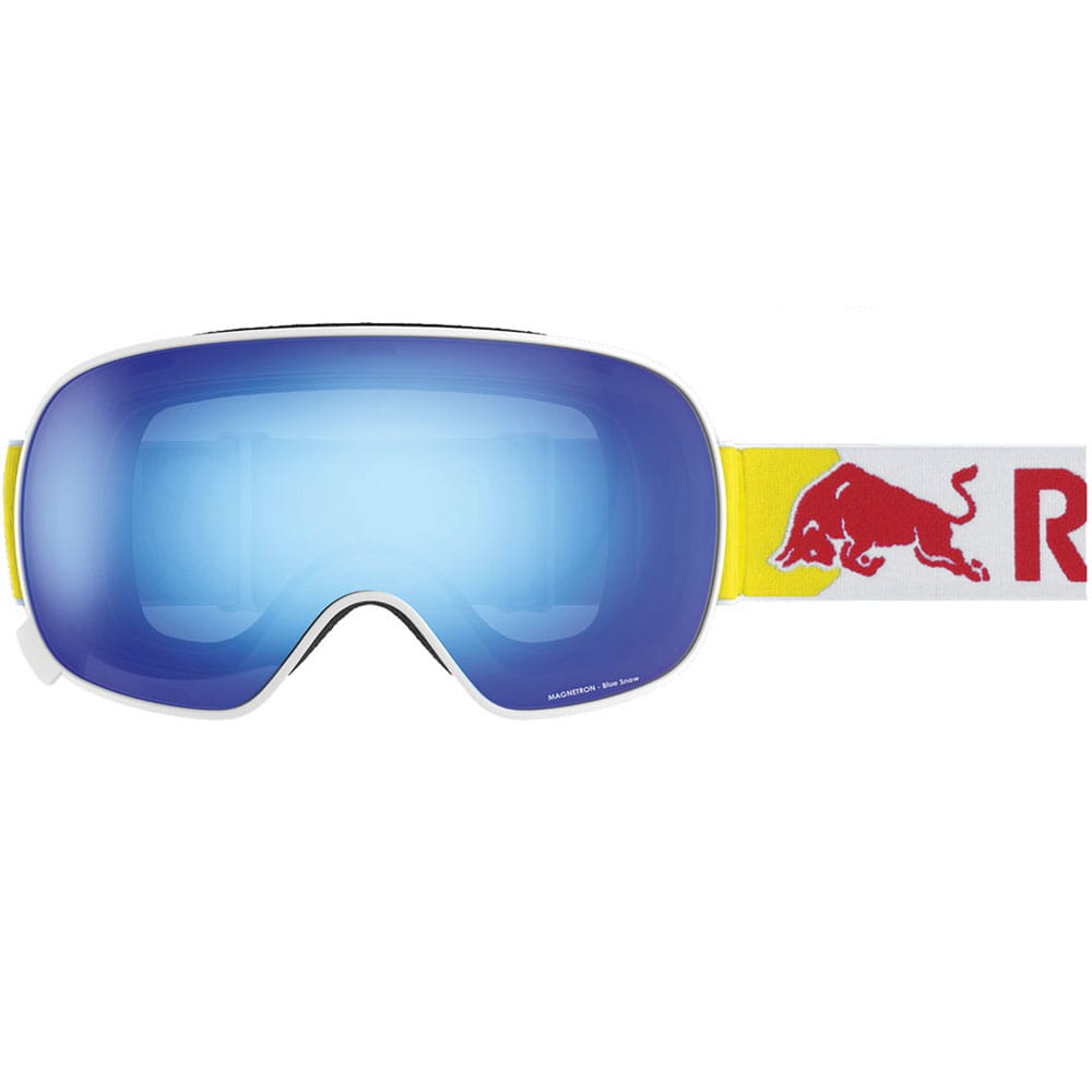 Spect Eyewear Red Bull Goggle Schneebrille Magnetron White