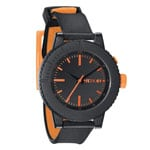 Nixon Designer Uhr GOGO (Black Orange)