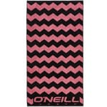 ONeill AC Sand Castle Towel Badetuch Pink Allover Print