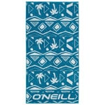 ONeill AC Sand Castle Towel Badetuch Blue Allover Print