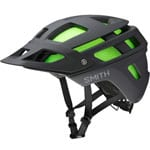 Smith Forefront 2 Fahrradhelm Matte Black