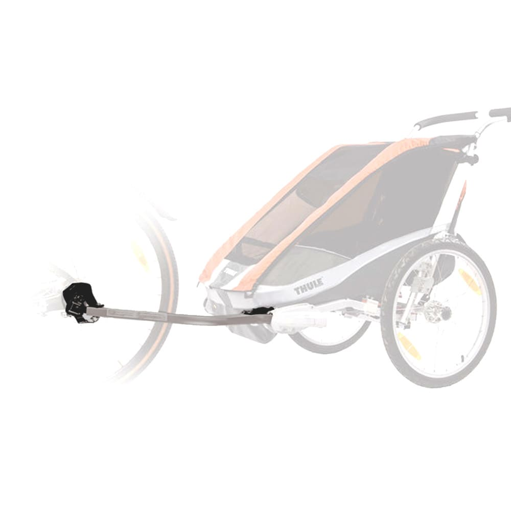 Thule Bicycle Trailer Kit Fahhradanhaenger-Kuppelstange Silver