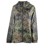 Adidas Allover Windbreaker Jacke Damen M30311 Camo Multicolor