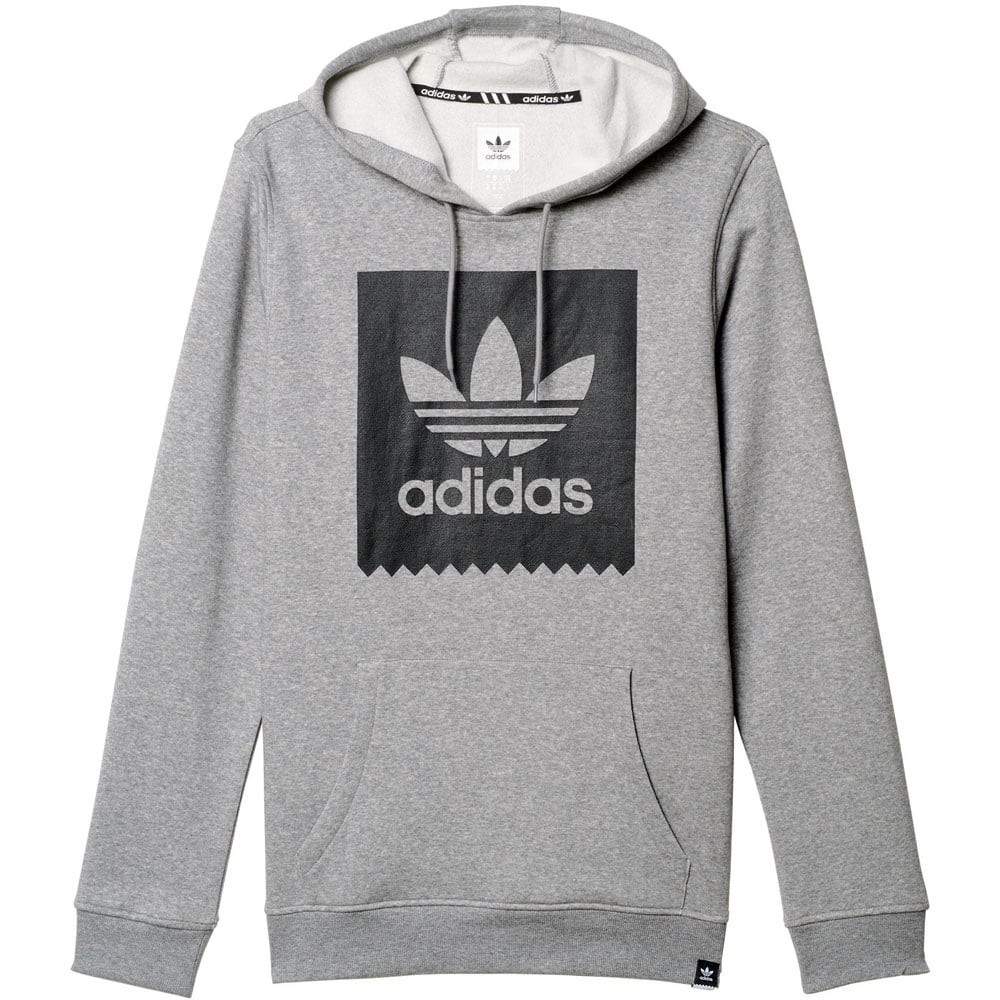 adidas originals blackbird basic hoodie herren pullover grey black fun sport vision. Black Bedroom Furniture Sets. Home Design Ideas