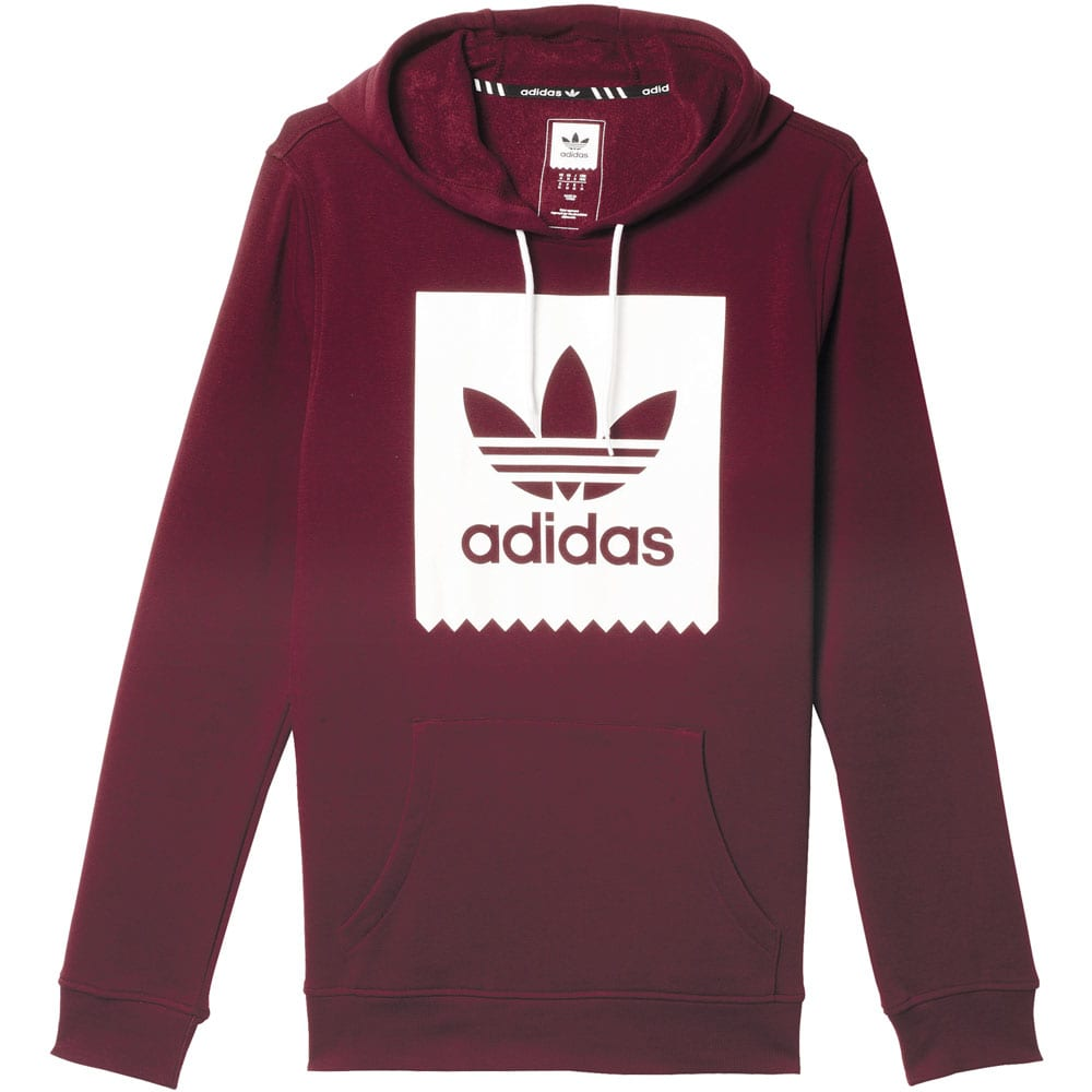 adidas originals blackbird basic hoodie herren pullover maroon fun sport vision. Black Bedroom Furniture Sets. Home Design Ideas