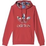 adidas Originals BTS Back To School Herren-Hoody Scarlet