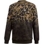 adidas Originals Camo Crew Herren-Sweatshirt Multicolor