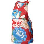 adidas Originals Chita Oriental Tank Damen-Top Multicolor