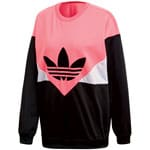adidas Originals Colorado Sweater Damen-Pullover Black/Chalk Pink