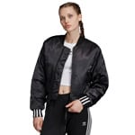 adidas Originals Cropped Bomber Black