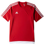 adidas Performance Estro 15 Jersey Power Red/White