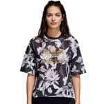 adidas Originals Farm Tee Damen-Shirt Multicolor