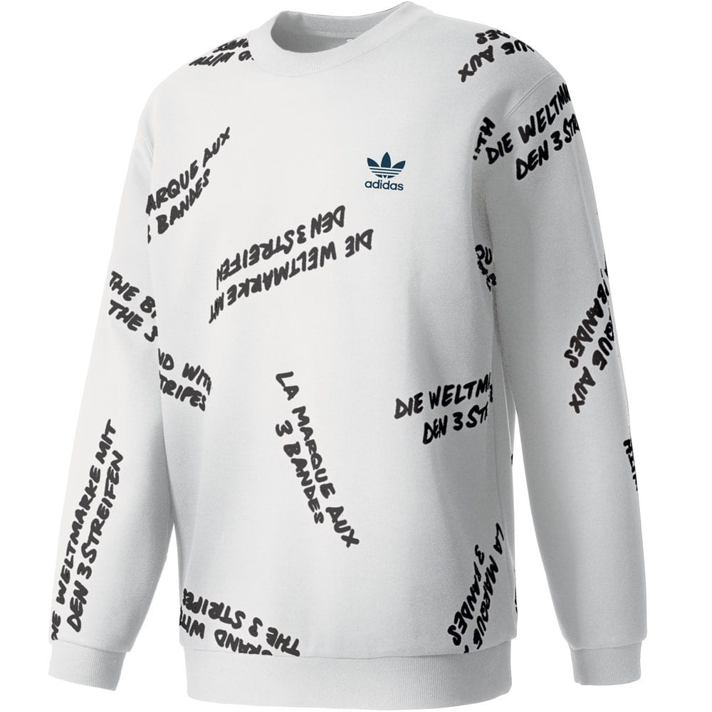 adidas Originals New York City Graffiti Crew Herren