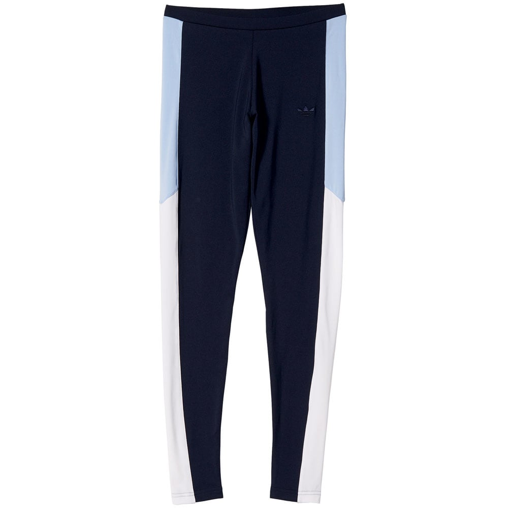 adidas Originals Helsinki Winterized Leggings Legend Ink/Periwinkle