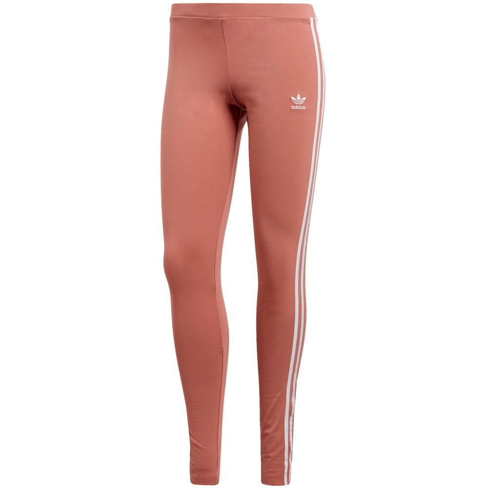 adidas Originals 3 Stripes Legging Damen rot 36 günstig