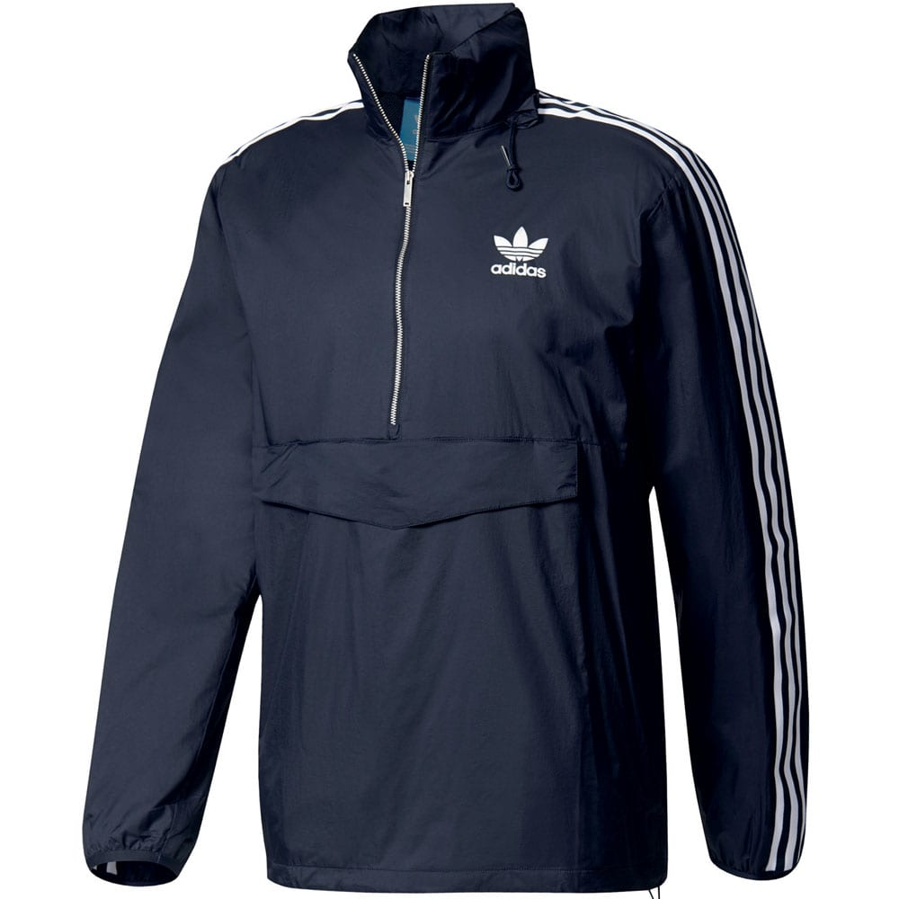 adidas originals modern windbreaker herren jacke legend. Black Bedroom Furniture Sets. Home Design Ideas