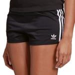 adidas Originals 3-Stripes Short Black