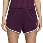 adidas Originals AA-42 Shorts Damen-Hose Red Night
