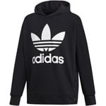 adidas Originals Junior Adibreak Top Kinder-Kapuzenpullover Black