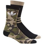 adidas Originals Camo Crew Socks