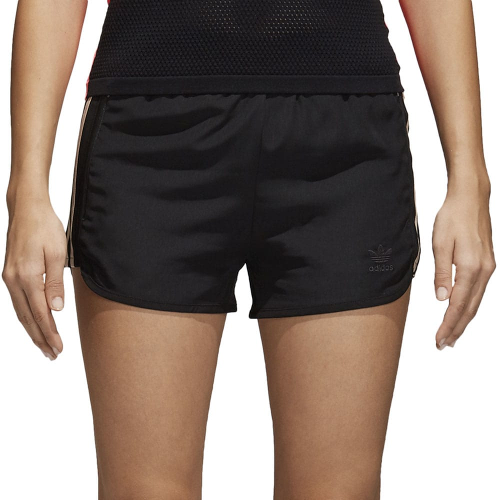 adidas Originals AA-42 Shorts Damen-Hose Black/Dust Pearl