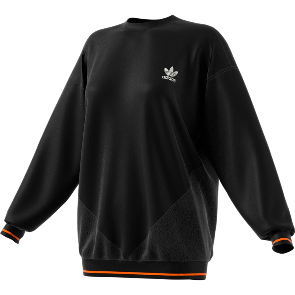 adidas Originals CLRDO Sweater Damen-Sweatshirt Black