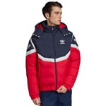 adidas Originals Down Jacket Herren-Daunenjacke Bold Red