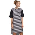 adidas Originals Dress Damen-Kleid Black/White