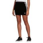 adidas Originals 3 Stripes Skirt Damen-Minirock Black