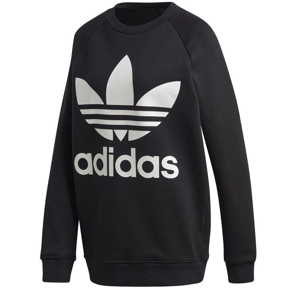 adidas Originals Oversized Sweat Damen-Sweatshirt Black