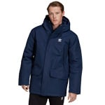 adidas Originals Padded Parka Navy
