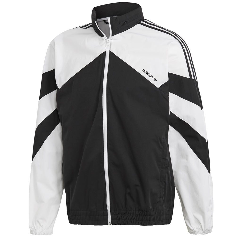 adidas Originals Palmeston Herren-Windbreaker Black/White
