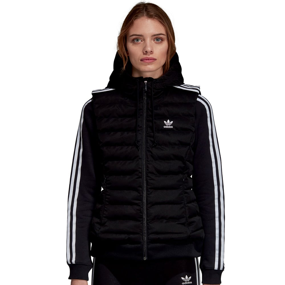 adidas Originals Slim Vest Damen-Weste Black