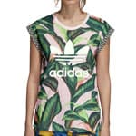 adidas Originals Tee Damen-Shirt Multicolor