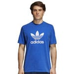 adidas Originals Trefoil Herren T-Shirt Blue