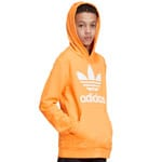 adidas Originals Trefoil Hoodie Real Orange