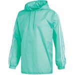 adidas Originals Poncho Windbreaker Herren-Jacke Green/White