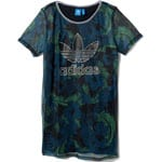 adidas Originals Hawaii Mesh Dress Damen-Kleid S20004 Multicolor