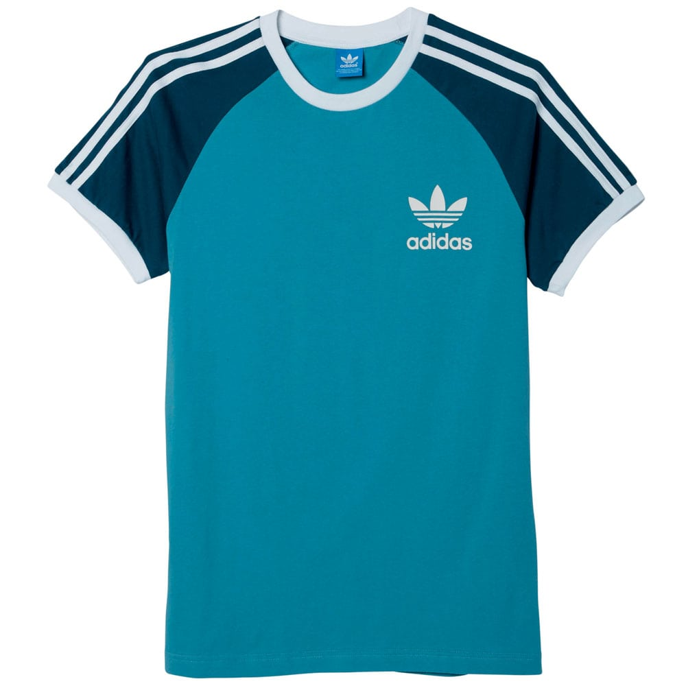 adidas originals california tee herren shirt blanch sea. Black Bedroom Furniture Sets. Home Design Ideas