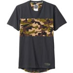 adidas Originals Camo Block Tee Herren-Shirt Camo/Black