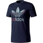 adidas Originals Trefoil 1 Tee Herren-Shirt Legend Ink