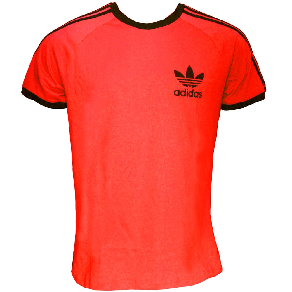 adidas sport essentials tee herren shirt s18427 red. Black Bedroom Furniture Sets. Home Design Ideas