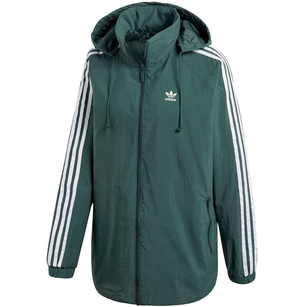 adidas Originals Stadium Jacket Damen-Windjacke Mineral Green