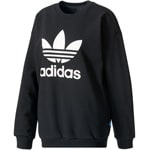 adidas Originals Trefoil Sweat Damen-Pullover Black