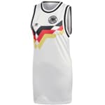 adidas Originals Tank Dress Germany Damen-Kleid White