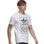adidas Originals Tongue Label Tee Herren-Shirt White